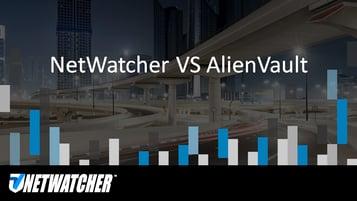 AlienVault Comparison